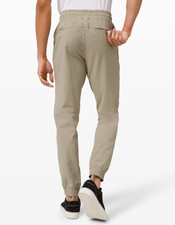 lululemon jogger back